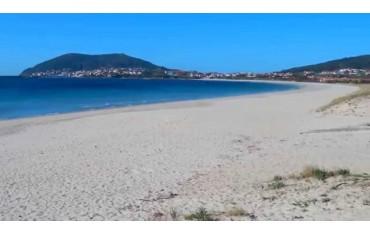 Día de playa y visita al faro de Finisterre