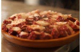 If you like to eat, come to Galicia